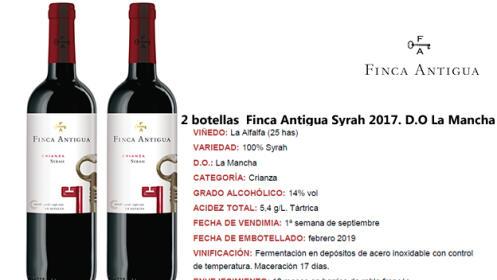 Exclusivo lote 6 botellas de las mejores fincas de Familia Martínez Bujanda