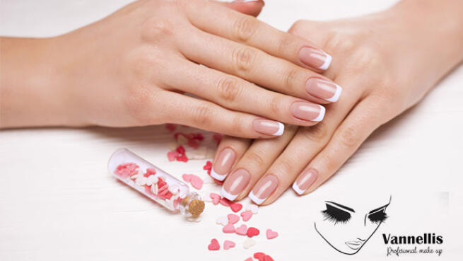 ¡Manicura francesa o color por 6,9€!