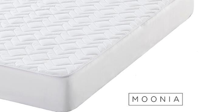Protector de colchón acolchado impermeable