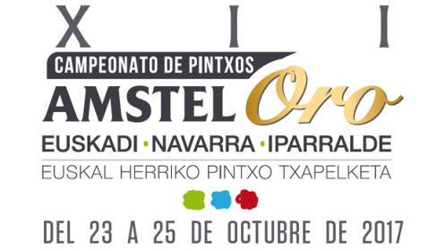 Saborea el Campeonato de Pintxos de Euskal Herria