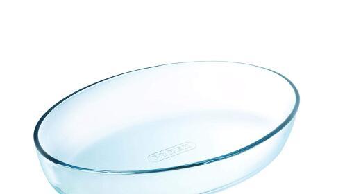 Set de 3 bandejas de cristal Pyrex Classic
