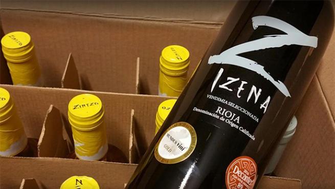 Disfruta de 6 botellas de D.O. Rioja Alavesa, a un precio excelente de Bodegas Zintzo.