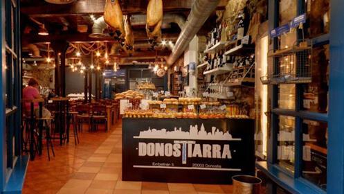 Experiencia gourmet  en Donostiarra Taska