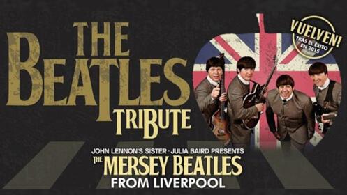 Tributo a los Beatles en el Kursaal.