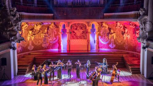 Delica Chamber Orchestra: Morricone y el mejor cine italiano