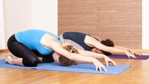 4 sesiones de yoga